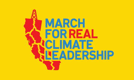 March for REAL Climate Leadership