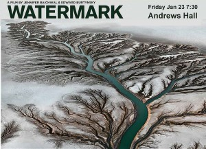 Watermark - Films for the Future #1 @ Sonoma Community Center - Andrews Hall