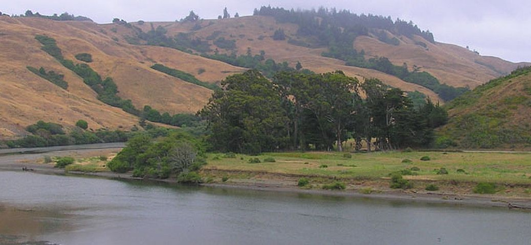 Russian River - downstream of Duncan's Mills