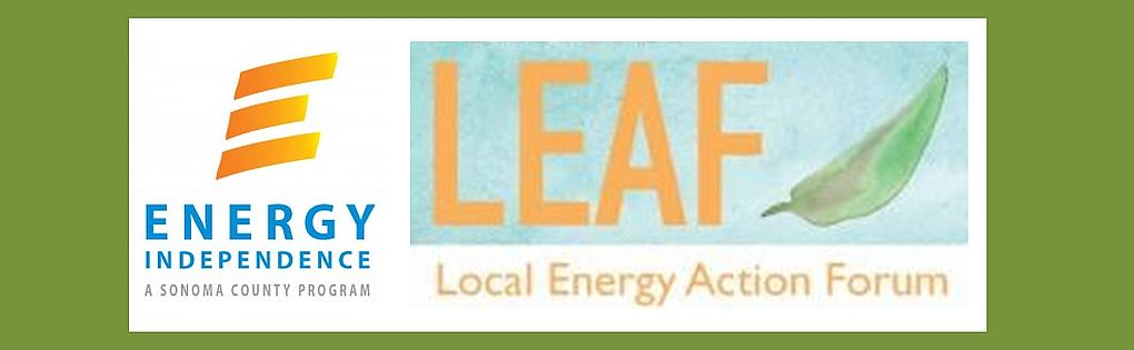 Sonoma Local Energy Action Forum