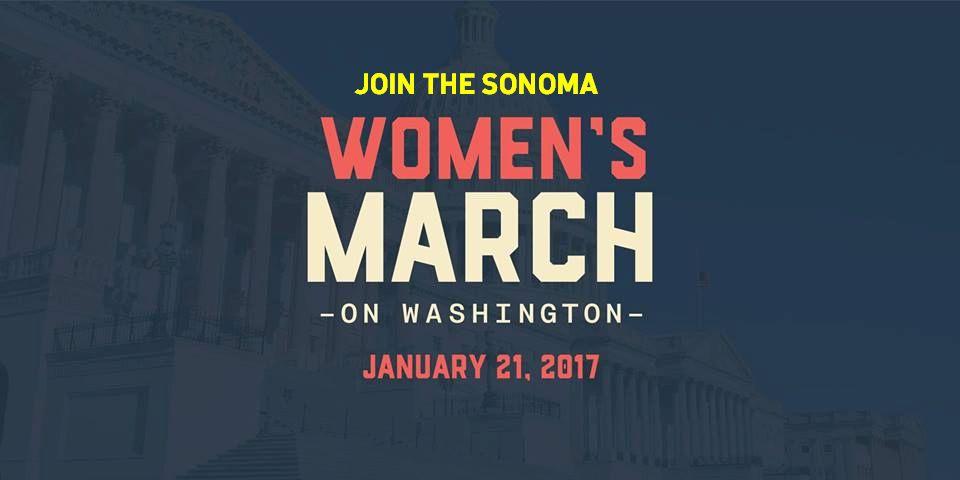 Sonoma - Women's March