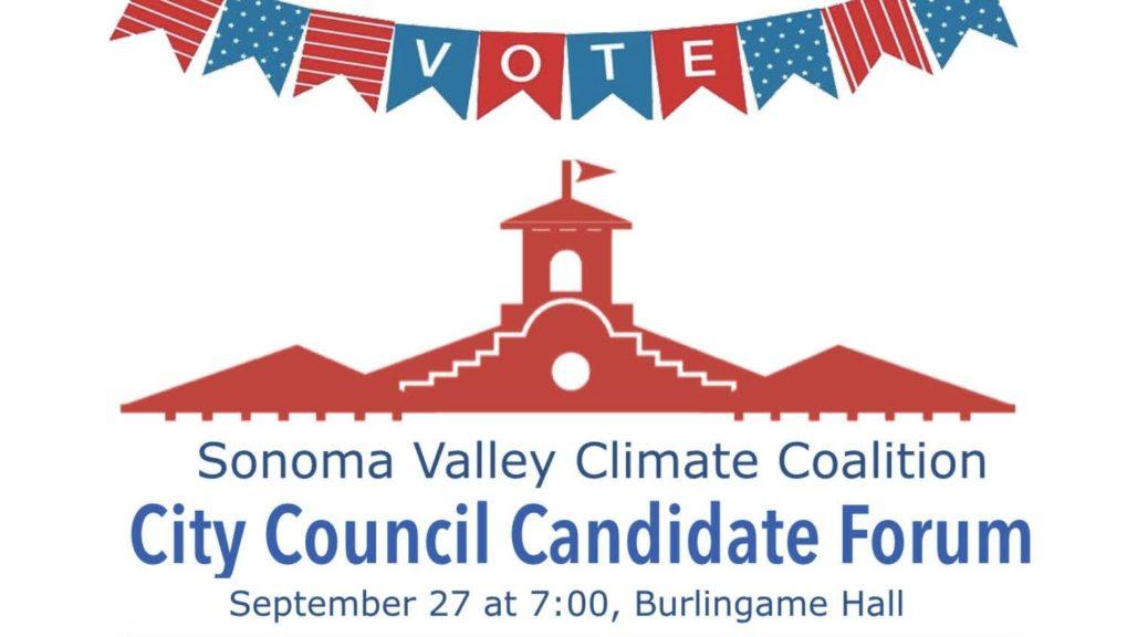 SVCC Candidates Forum